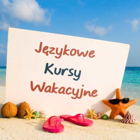 Kursy wakacyjne – angielski